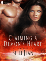 Claiming a Demon's Heart