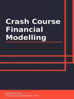 Crash Course Financial Modelling