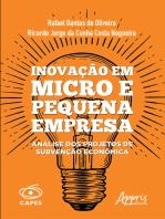 Inovação em Micro e Pequena Empresa
