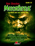Dan Shocker's Macabros 35