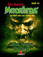 Dan Shocker's Macabros 38