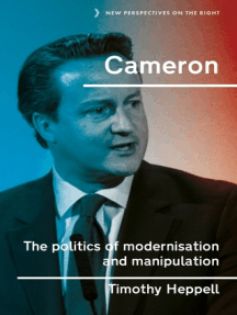 Cameron: The politics of modernisation and manipulation