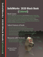 SolidWorks 2020 Black Book (Colored)