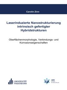 Laserinduzierte Nanostrukturierung intrinsisch gefertigter Hybridstrukturen: Oberflächenmorphologie, Verbindungs- und Korrosionseigenschaften