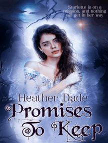 Promises to Keep: A Clandestine Darkness Novel