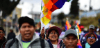 Evo Morales Condemns 'Coup' After Lawmaker Assumes Bolivia's Interim Presidency