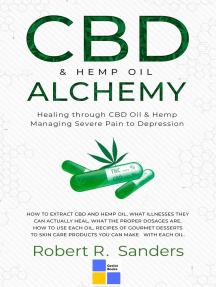 CBD & Hemp Oil Alchemy Healing through CBD Oil & Hemp