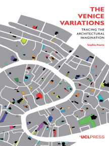 The Venice Variations: Tracing the Architectural Imagination