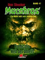 Dan Shocker's Macabros 47