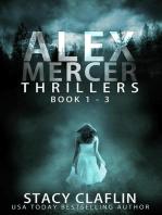 Alex Mercer Thrillers Box Set 1-3