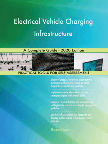 Electrical Vehicle Charging Infrastructure A Complete Guide - 2020 Edition