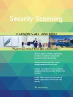 Security Scanning A Complete Guide - 2020 Edition