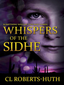 Whispers of the Sidhe: Zoë Delante Thrillers, #3
