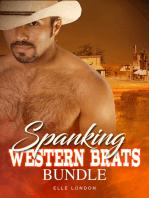 Spanking Western Brats Bundle