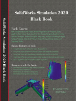 SolidWorks Simulation 2020 Black Book