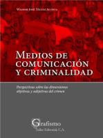 Medios de comunicación y criminalidad