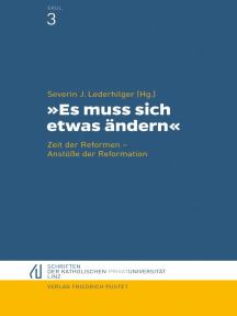 """""""Es muss sich etwas ändern"""": Zeit der Reformen - Anstöße der Reformation"""