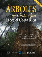 Árboles de Costa Rica: Volumen IV