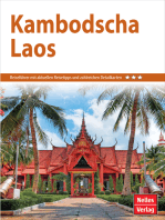 Nelles Guide Reiseführer Kambodscha - Laos