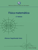 Física matemática 2.a edición