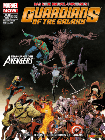 Guardians of the Galaxy SB 7 - Unschlagbar
