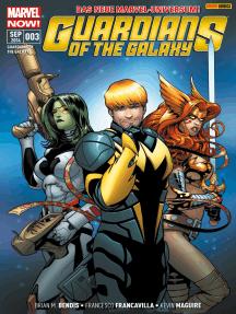 Guardians of the Galaxy SB 3 - Kampf um die Erde