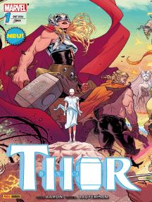 Thor 1 - Donner im Blut