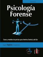 Psicología forense: Casos y modelos de pericias para América Central y del Sur