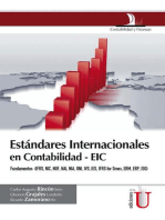 Estándares Internacionales en Contabilidad - EIC