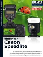 Foto Pocket Blitzen mit Canon Speedlite: Der praktische Begleiter für die Fototasche!