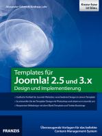 Templates für Joomla! 2.5 und 3.x