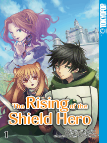 The Rising of the Shield Hero - Band 01