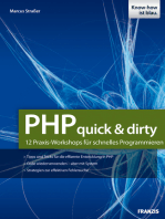 PHP quick & dirty