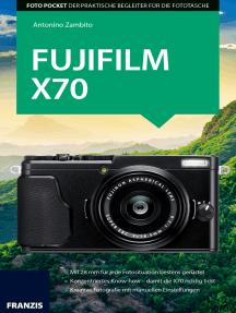 Foto Pocket Fujifilm X70: Foto Pocket - der praktische Begleiter für die Fototasche