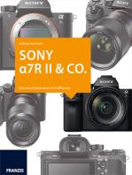 Kamerabuch Sony Alpha 7R II & Co.