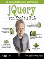 jQuery von Kopf bis Fuß
