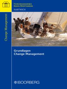 Grundlagen Change Management: Organisationen strategisch ausrichten und zur Exzellenz führen