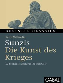 """Sunzis """"Die Kunst des Krieges"""": 52 brilliante Ideen für Ihr Business"""