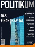 Das Finanzkapital: POLITIKUM 2/2016