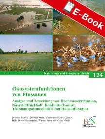 Ökosystemfunktionen von Flussauen: Naturschutz und Biologische Vielfalt Heft 124