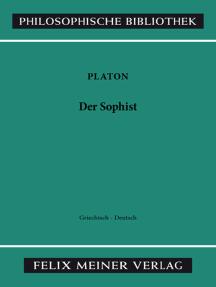 Der Sophist: Griechisch-Deutsch