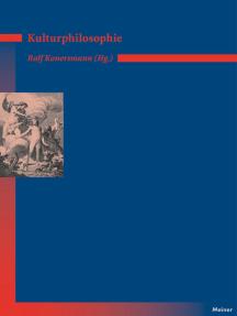 Grundlagentexte Kulturphilosophie: Benjamin, Blumenberg, Cassirer, Foucault, Lévi-Strauss, Simmel, Valéry u.a.