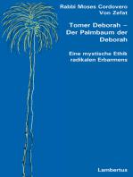 Tomer Deborah – Der Palmbaum der Deborah
