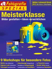 c't Fotografie Spezial: Meisterklasse Edition 2