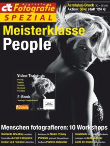 c't Fotografie Spezial: Meisterklasse Edition 3: People