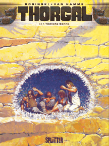 Thorgal. Band 13: Tödliche Sonne