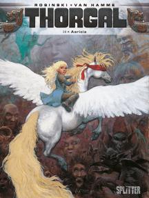 Thorgal. Band 14: Aaricia