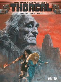 Thorgal. Band 6: Der Fall von Brek Zarith