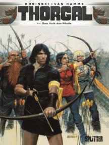 Thorgal. Band 9: Das Volk der Pfeile