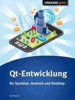 Qt-Entwicklung für Symbian, Android und Desktop